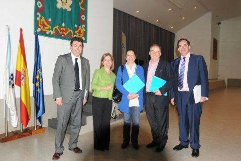 Clausura - A Coruña - Novas Xornadas sobre A Reforma da Lei de Ordenación Urbanística de Galicia